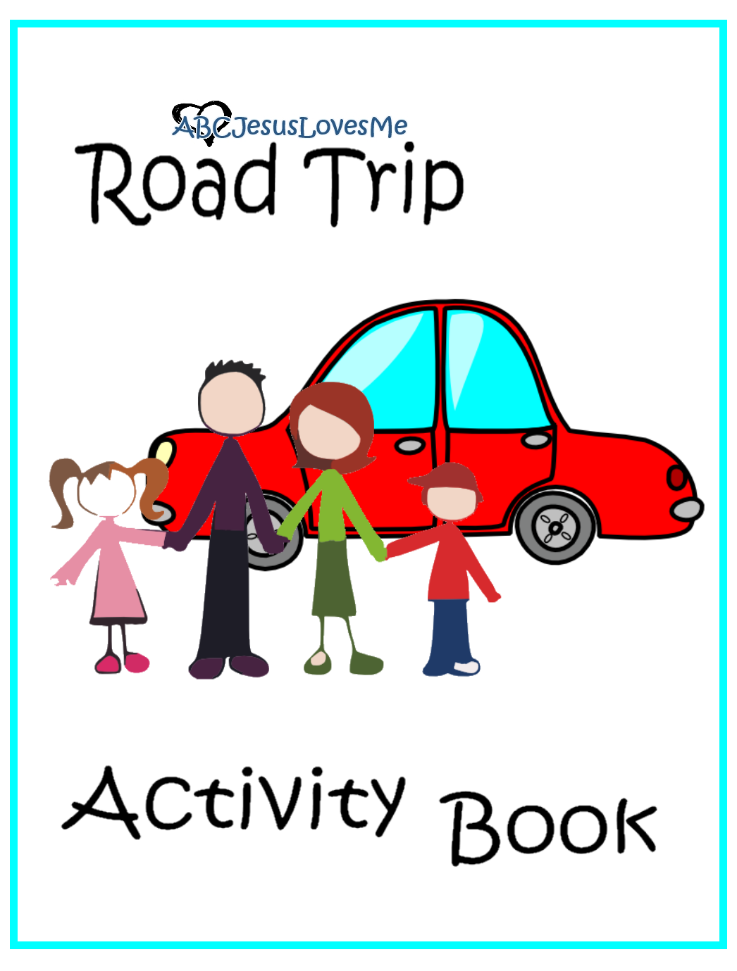 Free road trip activity book to download and print our out of sync a few weeks ago i began a blog series on family vacations and road trips i shared tips and tools to help you decide where to visit on your family vacation fandeluxe Choice Image