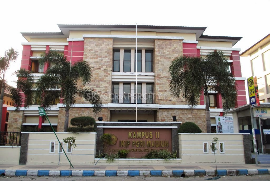 Kampus 2 IKIP PGRI Madiun