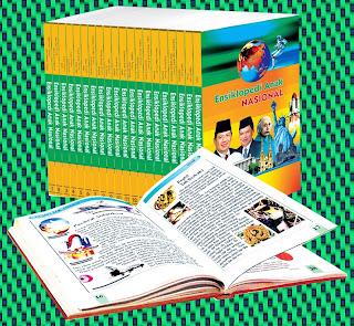 Ensiklopedia Anak Nasional | TOKO BUKU ONLINE SURABAYA