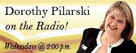 Dorothy Pilarski on the Radio!
