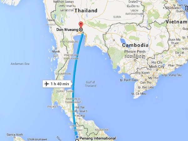 [Bangkok] 7 days 6 nights trip – Bangkok