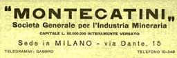 Garganistan Gargano Miniera Montecatini San Giovanni Rotondo