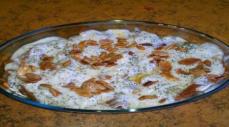Fatet Hommos recipe