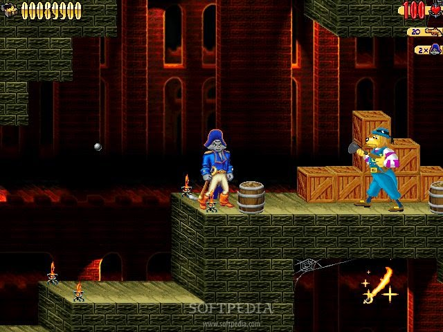 Captain Claw Game Download Free For PC Full Version
