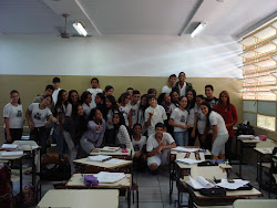 Alunos 8B