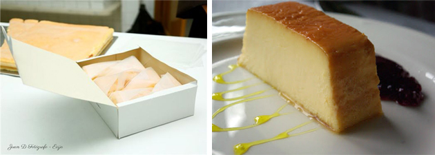 tarta queso bizcochos marroquíes Ecija