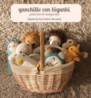 Ganchillo con Bigunki - Patrones de Amigurumis