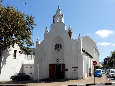 Evangeliese Lutherse Kerk, Stellenbosch
