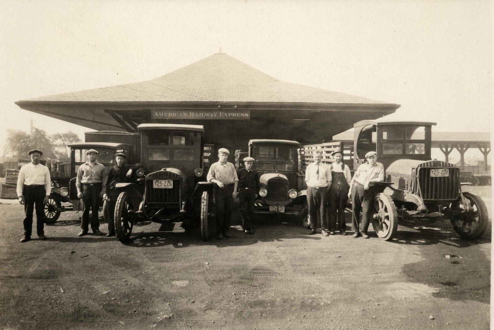 american railway company