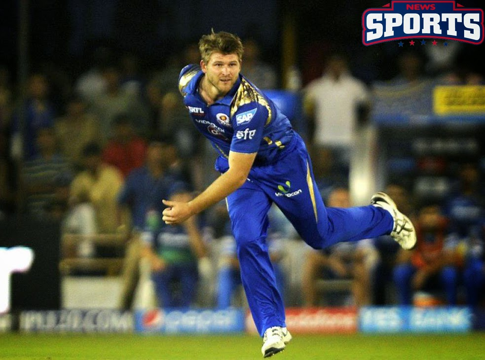 Corey Anderson ruled out of the rest of the IPL 2015