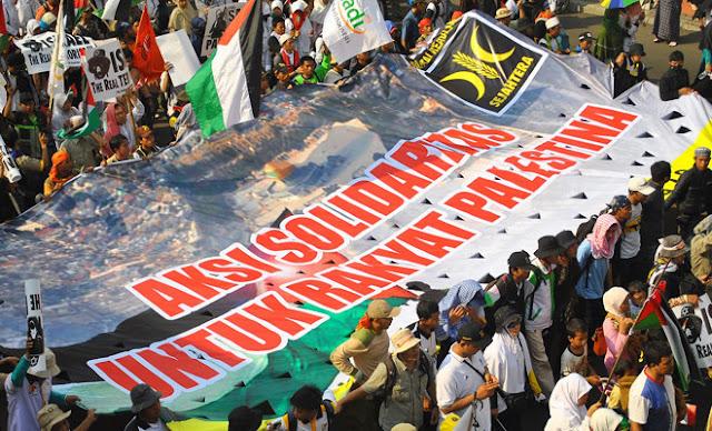 Al Aqsa Memanas, Jokowi Diminta Lebih Serius Mendukung Palestina