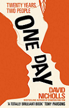 One Day by David Nicholls Book Cover