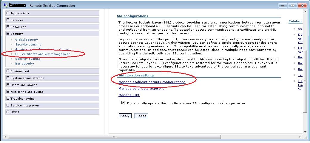 Webspherecommerceinfo Ssl Certificate Installation