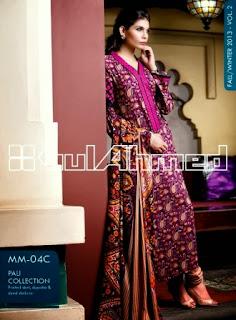 Gul Ahmed Churi Pajama