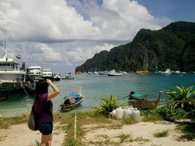 Phi Phi Island Summer Vacation Thailand