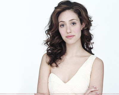 Emmy Rossum Hollywood Actress Hot Wallpaper