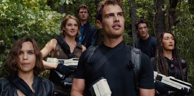 Veja o primeiro trailer de A Série Divergente: Convergente