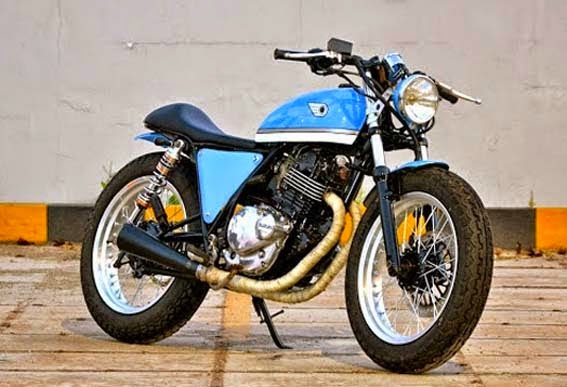 Modifikasi Café Racer