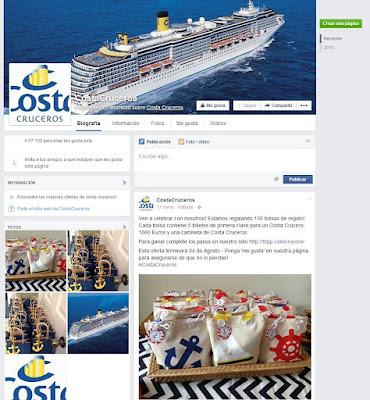 Timo de Costa Cruceros