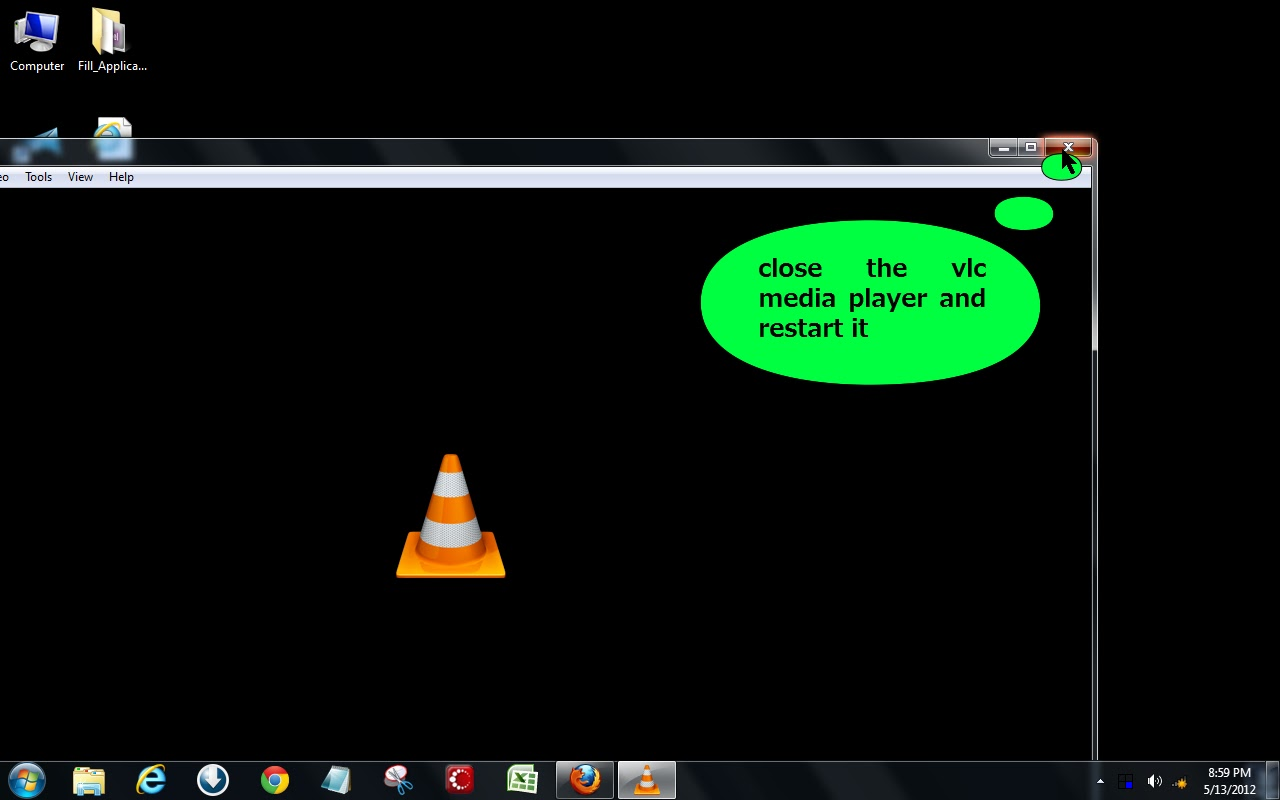 Steps To Change The Skin Of Vlc Media Player Steps For Daily