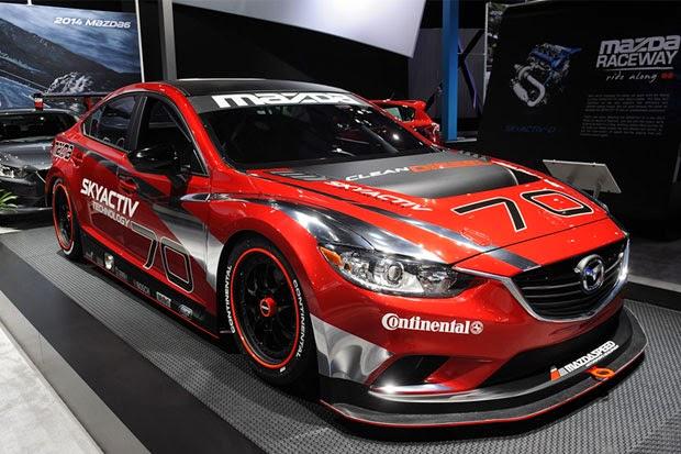 Modifikasi Mobil Sedan Mazda