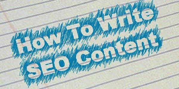 الطريقة  الصحيحة لكتابة موضوع متوافق لقواعد سيو