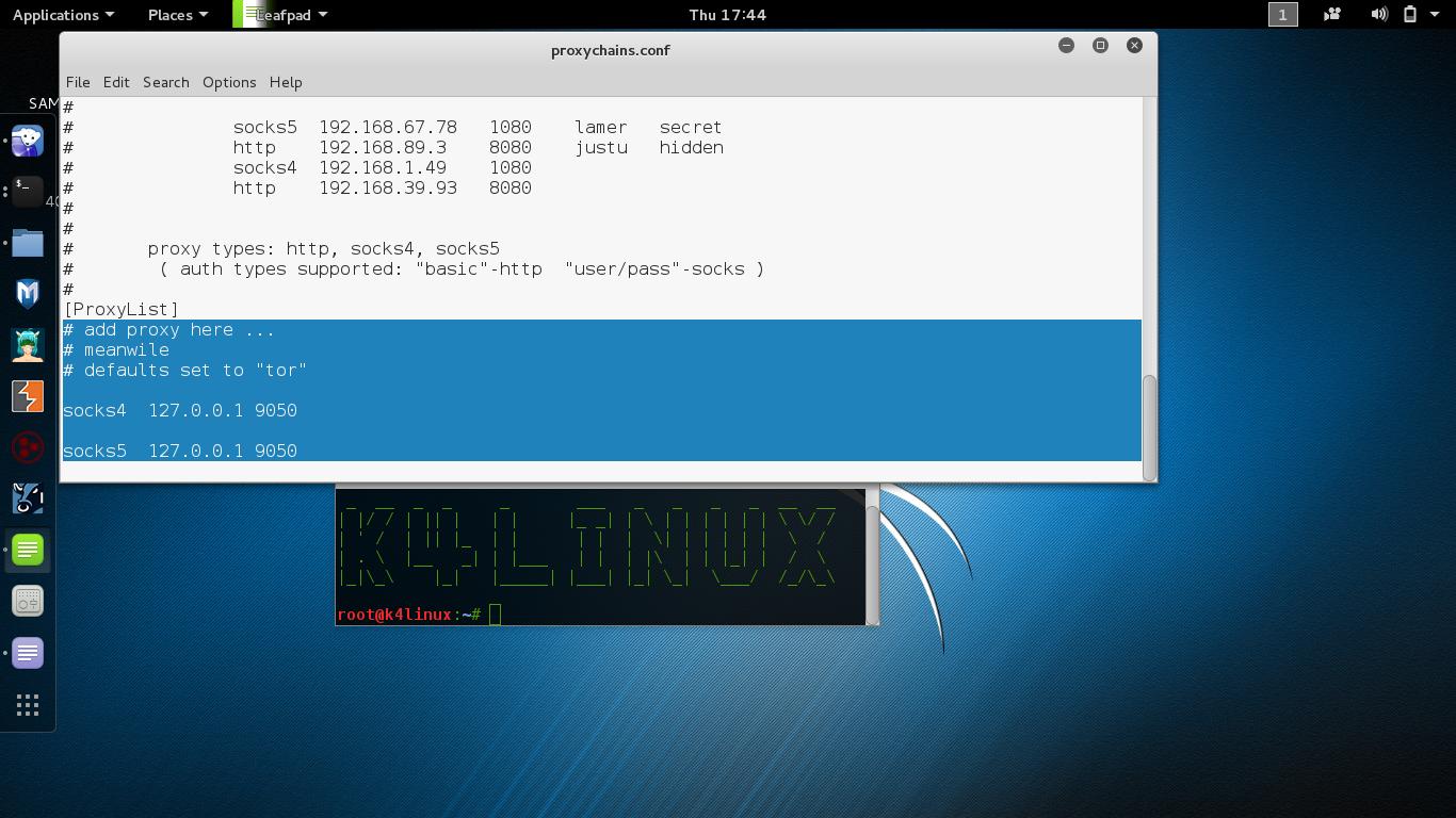 How to easily set up socks5 proxy server (dante) on VPS (ubuntu
