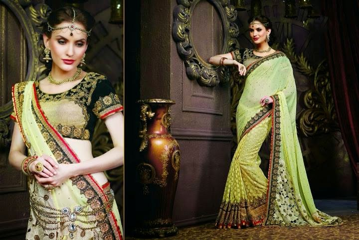 Indian Bridal Lehenga Collection 2015