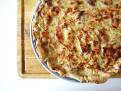 Onion and Gruyere Tart