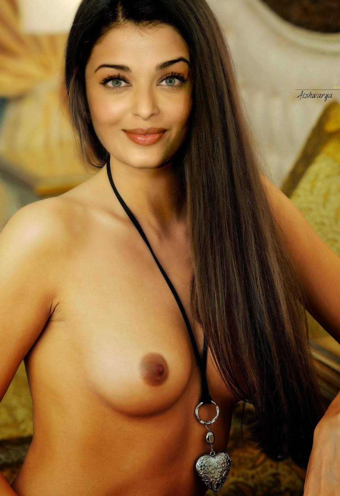 Rai naked aishwarya hot