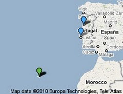 Madeira Island (green)