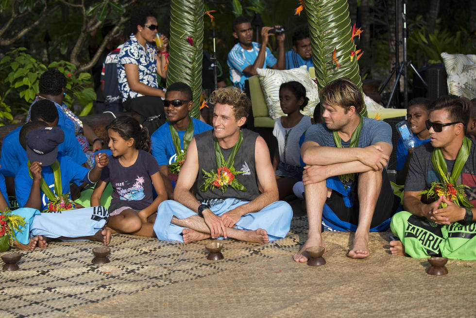 16 Matt Banting Fiji Pro 2015 Fotos WSL Kirstin