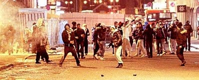 Oslo riots