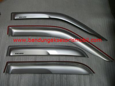 Talang Air Escudo 1.6 / 2.0 Silver Mugen Depan Belakang