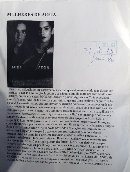 SECRETARIA DA SEGURANÇA PUBLICA