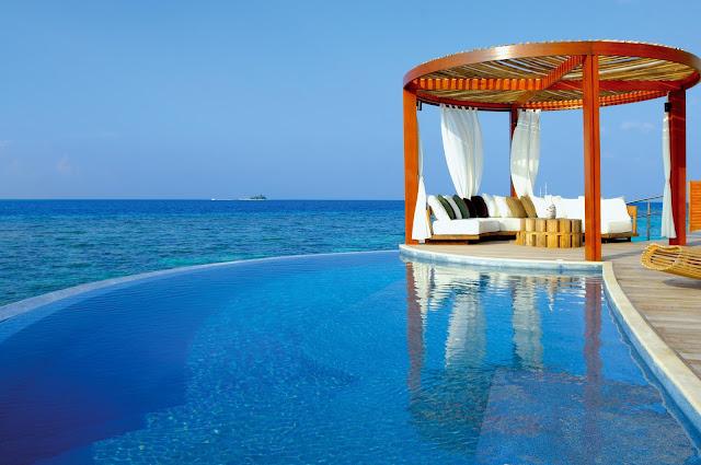 piscina w retreat & spa maldive