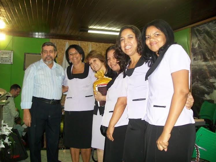 Congresso Mulheres Virtuosas 2010