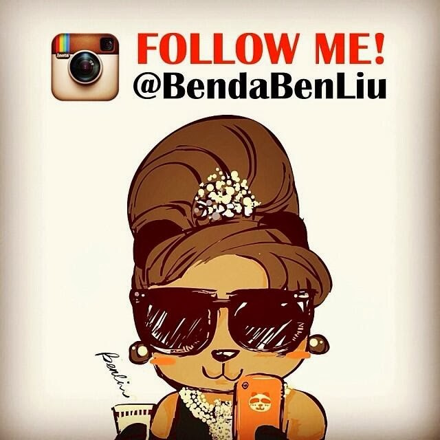 Benda on Instagram