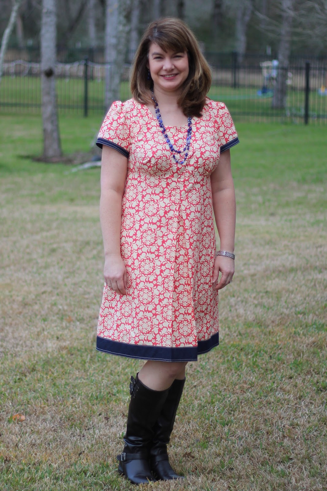 Saint Nolt Sews: THE Bebe Dress, Serendipity Studio