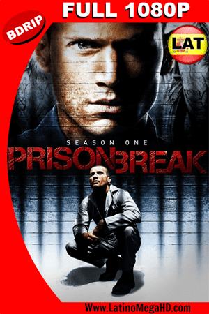 Prison Break Temporada 1 (2005) Latino Full HD BDRIP 1080p ()