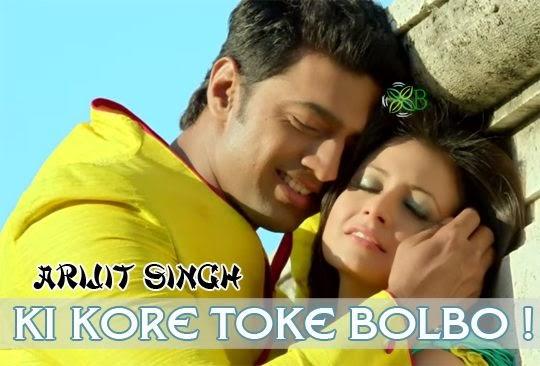 Ki Kore Toke Bolbo, Arijit Singh