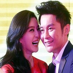 Fan Bingbing dan Suami