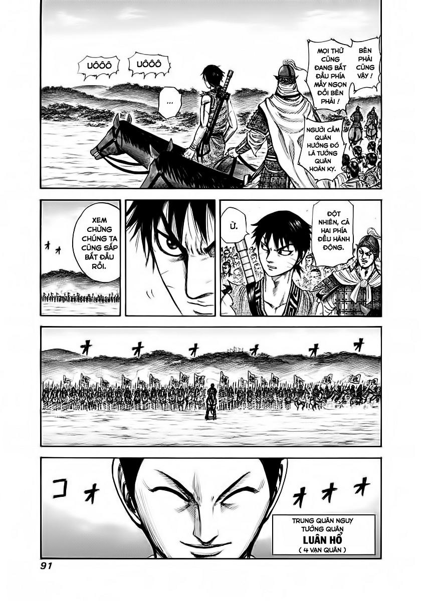 Kingdom - Vương Giả Thiên Hạ Chapter 211 page 13 - IZTruyenTranh.com