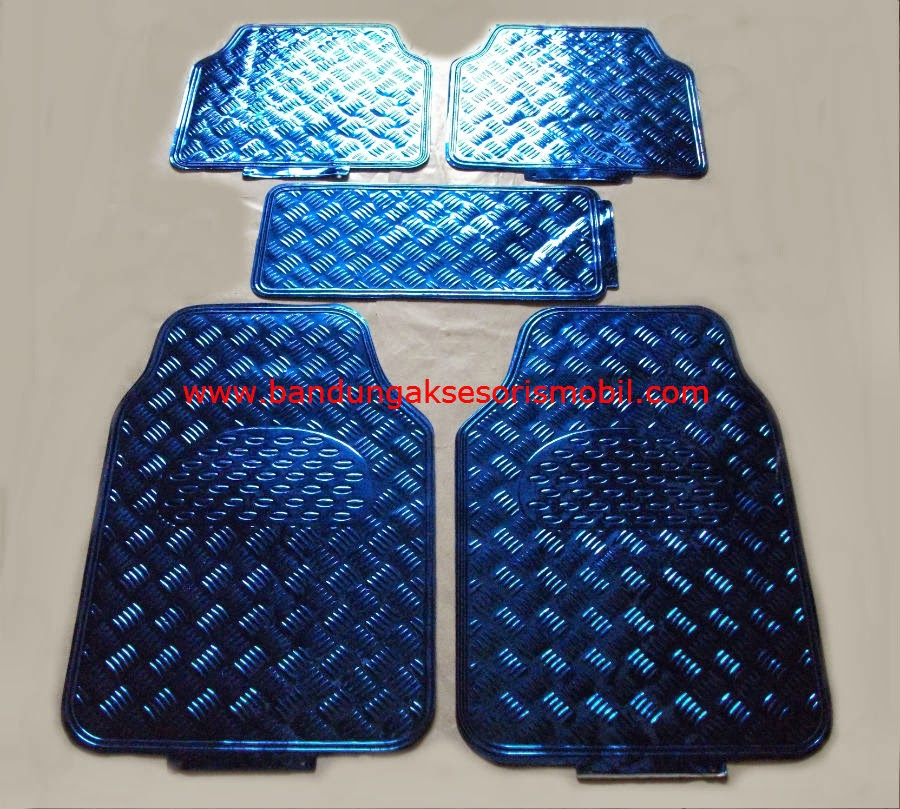 Karpet Bordes Blue