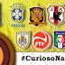 #CuriosoNaCopa: Equipes no Brasil em 2013