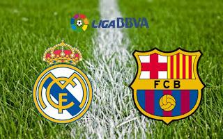 EL CLASICO, Real Madrid vs FC Barcelona