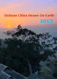 Sichuan China Heave On Earth
