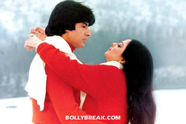 ,  Most Romantic Moments From Yash Chopra Films!