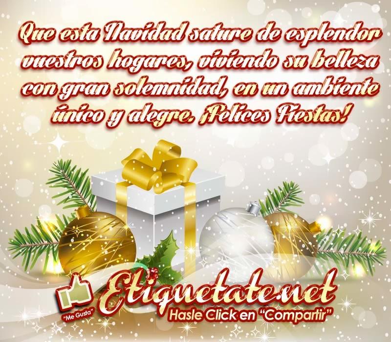 Frases recientes para felicitar en navidad 2013 2014 - Frases de navidad ...