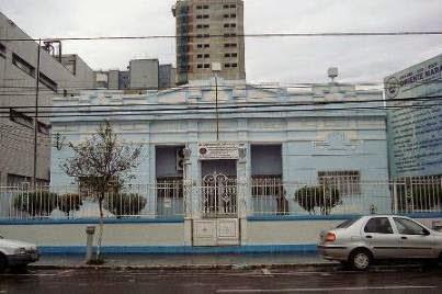Estado de Maracajú - sede do Governo em Campo Grande